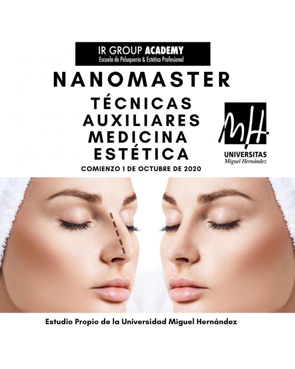 Nanomaster Técnicas...